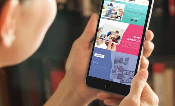 application mobile de contenu offre pro